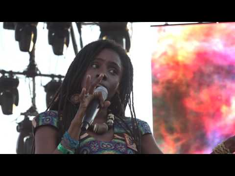 Jah9 and The Dub Treatment 'Imagine' Reggae on the River Aug 5 2016