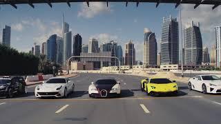 Дубайский дрифт (Ken Block)