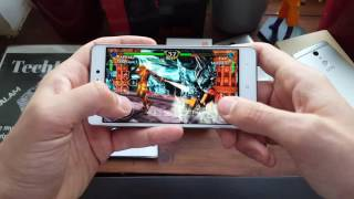 Xiaomi Redmi 3S PPSSPP gaming PSP games gameplay (Snapdragon 430)
