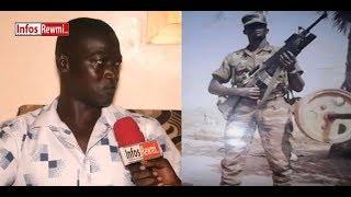 Encore un autre frustré! Le caporal chef Daniel s'adresse au président Macky Sall
