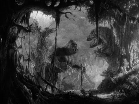King Kong (1933) Secret scene you don't know about