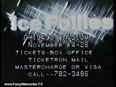 Ice Follies At Chicago Stadium (Commercial, 1978)