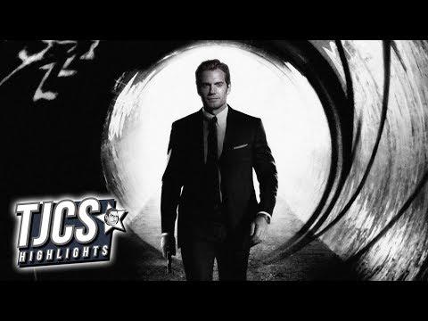 Will Cavill Replace Daniel Craig In James Bond 25?