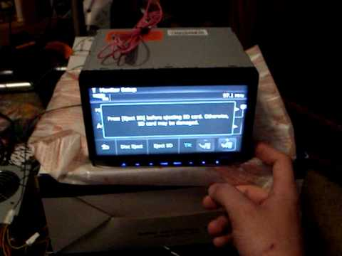 How To Power A Car Stereo In Your House (Pioneer Avic-Z110BT)