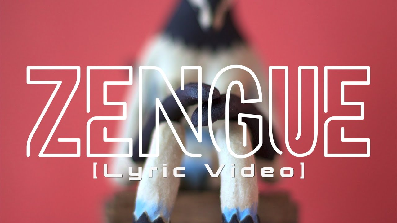 Entre Desiertos - ZENGUE [Lyric Video]