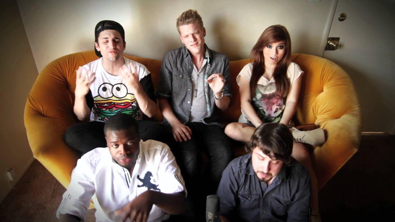 We Are Young Pentatonix Fun Cover Youtube