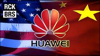 Huawei kontra Trump - Restrykcje i Czarna Lista