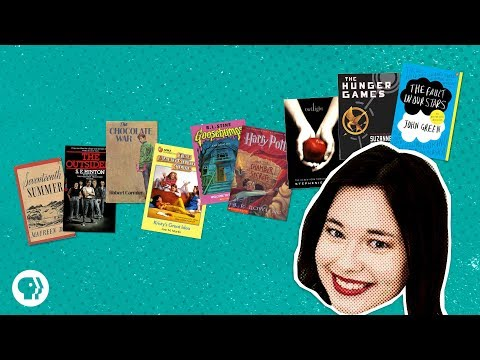 The Evolution of YA: Young Adult Fiction, Explained Feat. Lindsay Ellis  It's Lit!