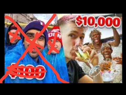 Sidemen $10,000 Challenge but its only red team