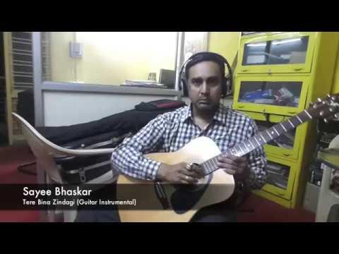 Tere Bina Zindagi Se | RD Burman | Guitar