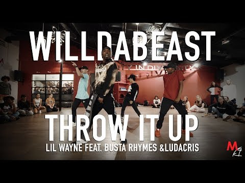 Lil Wayne Feat. Busta Rhymes & Ludacris - Throw It Up | Choreography with WilldaBeast