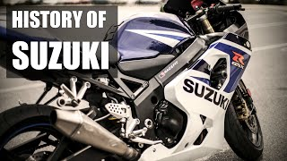 Suzuki Motorcycles - History Video