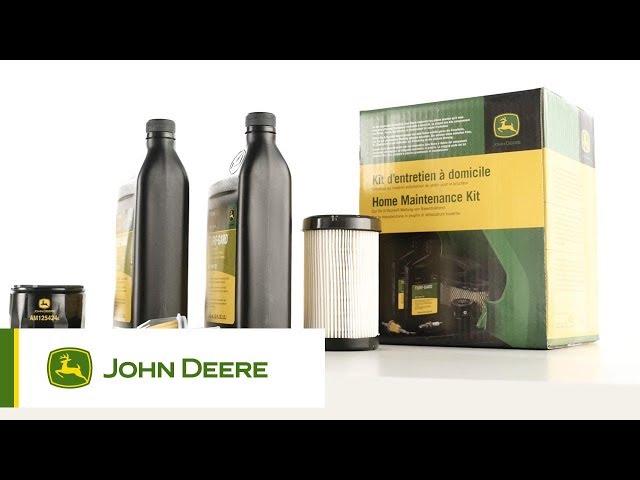 Kit di manutenzione fai da te - X146R John Deere