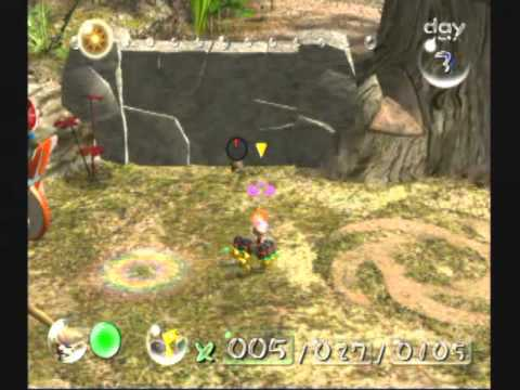 Pikmin Gamecube Gameplay Youtube