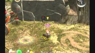 Pikmin (Gamecube) Gameplay