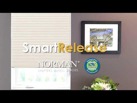 SmartRelease™ - Single-Pull Lowering Technology