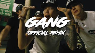 Sik-K, pH-1, Jay Park, HAON - GANG Official Remix (Official MV) (SUB ENG/KOR)