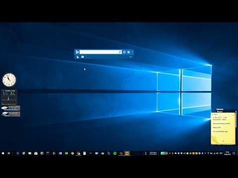 Bing Desktop Installieren Und Konfigurieren