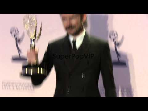 Jeremy Davies at 2012 Creative Arts Emmy Awards - Press R...