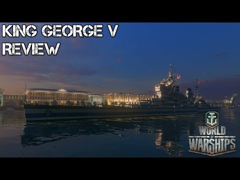 World of Warships - King George V Review