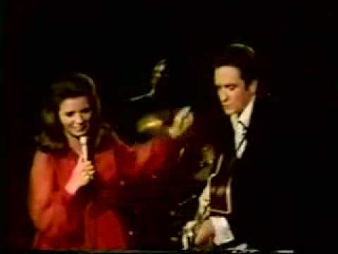 Johnny Cash & June Carter Jackson - YouTube