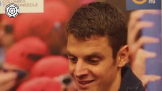 Jonny Brownlee on the World Triathlon series returning to Leeds