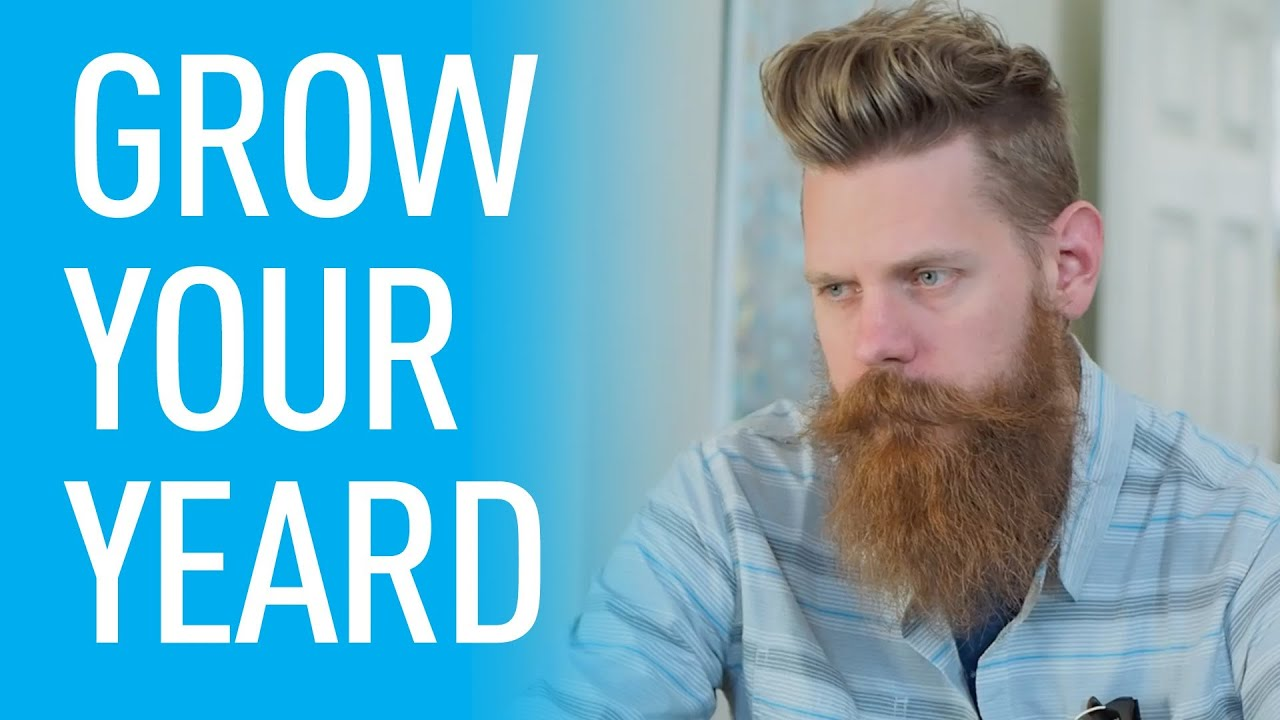 Why All Men Should Grow A Yeard   Eric Bandholz - YouTube