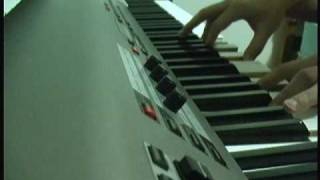 Westlife - I Wanna Grow Old With You (Piano Solo) Yamaha Motif XS