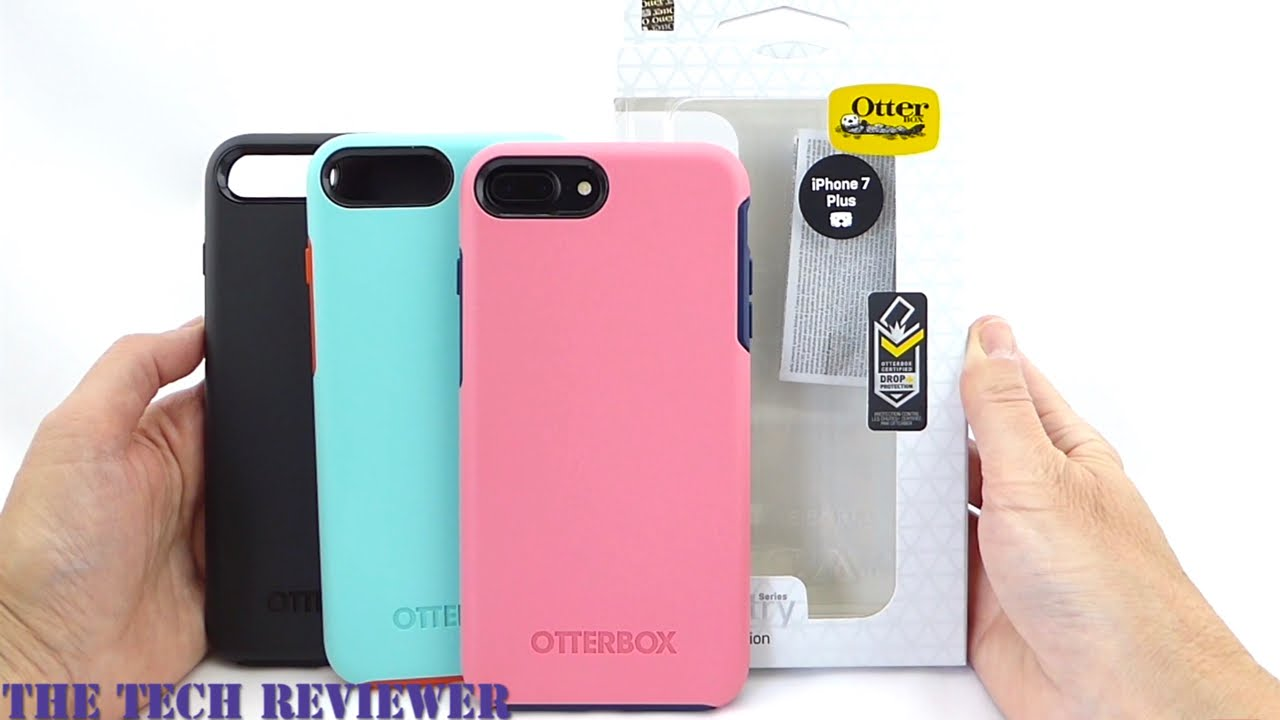 new style 71e92 46985 OtterBox Symmetry: Sleek, Tough Protection for iPhone 7 Plus!