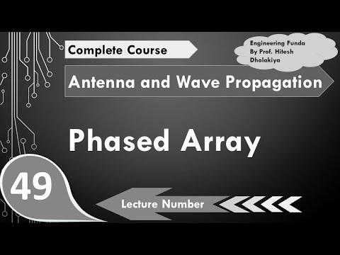 2 Vertical Bidirectional Phasing Array 0 180 Spaced 1