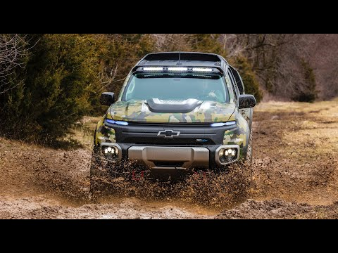 Top 5 Off-Road Electric Vehicles