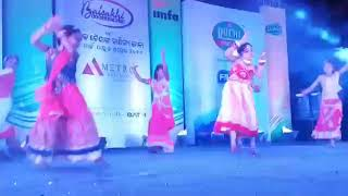 DANCE PERFORMANCE  BY AARADHYA