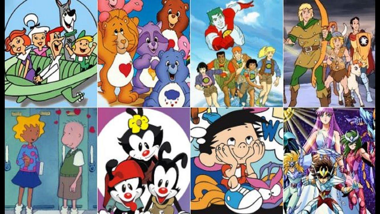 40 Desenhos Animados Que Marcaram época