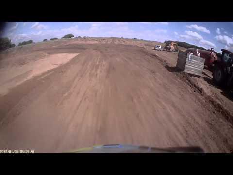 James Henderson fatcats armthorpe ymsa autos 50 race 2 03/08/14