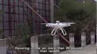 Wholesale China Quadcopter with Camera GPS Hold System, RC Helicopter with GPS CX-20