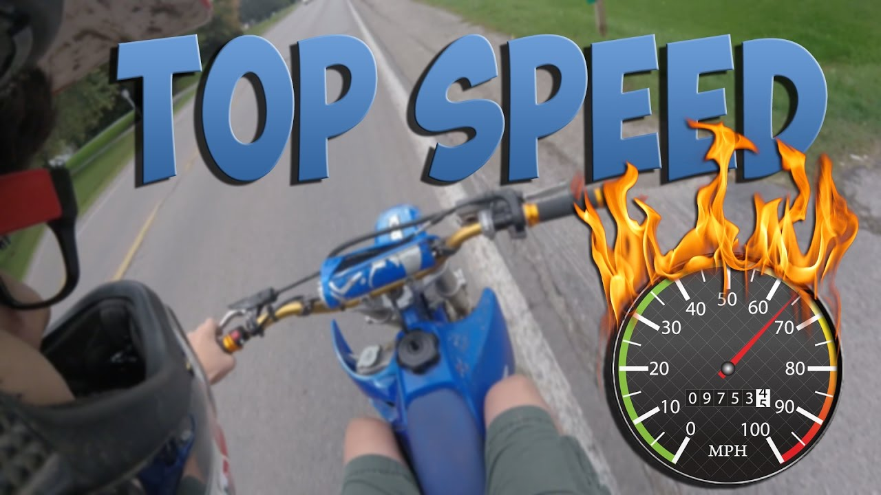 Yz85 Top Speed