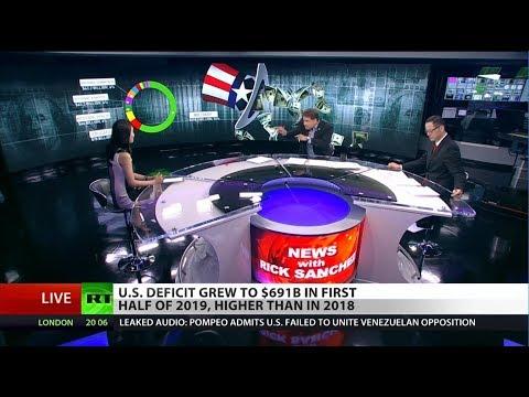 US joins Greece among worst debt-ridden nations