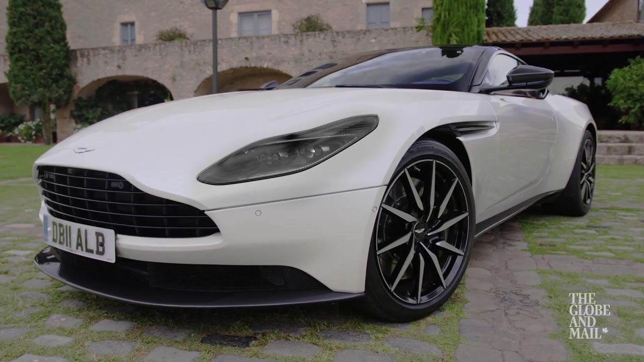 Globe Drive: World's most beautiful car, now cheaper: Aston Martin's ...
