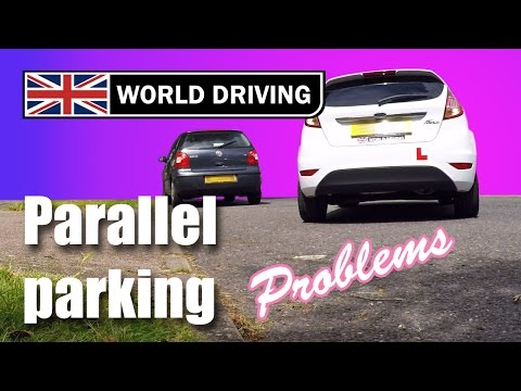Reasons for failing a driving test: Reverse Parking/Parallel Parking