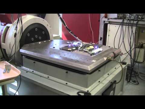 Vibration Reliability Test LCD modules CFA735 CFA633 CFA533