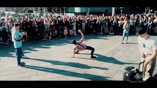 Танцевальные батлы Крещатика 2018 ч.2 - Khreshchatyk Dance Battles 2018 p.2
