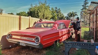 I Bought a '64 Ford Galaxie 500 Project!