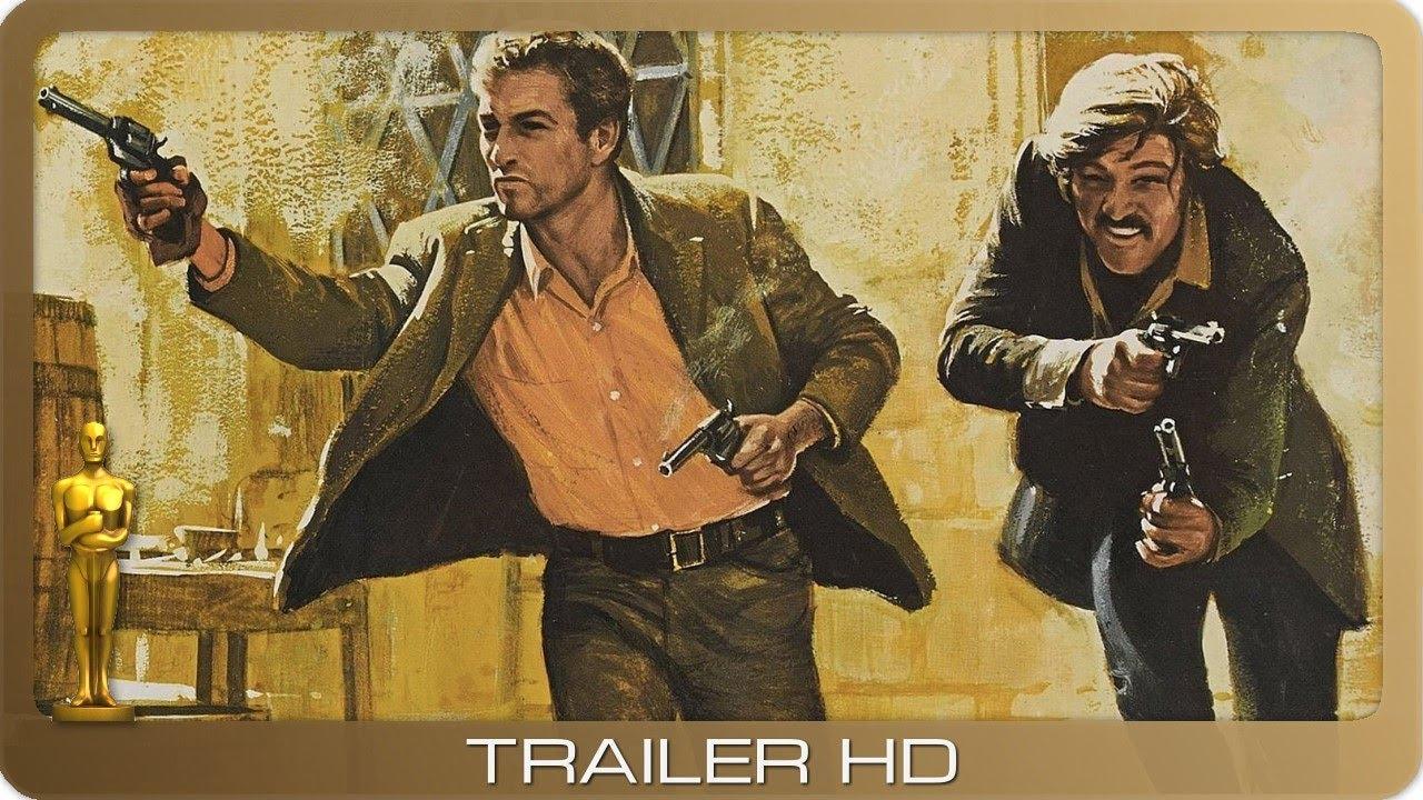 Zwei Banditen - Butch Cassidy und Sundance Kid ≣ 1969 ≣ Trailer