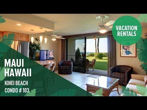 Kihei Beach Condo 103 - North Kihei Vacation Rentals