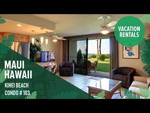 Kihei Beach Vacation Rentals Kihei HI