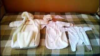 ОДЕЖДА НА ВЫПИСКУ для ребёночка !!! (осень-зима)