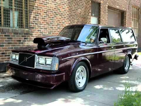 volvo 240 tuning pictures youtube. Black Bedroom Furniture Sets. Home Design Ideas