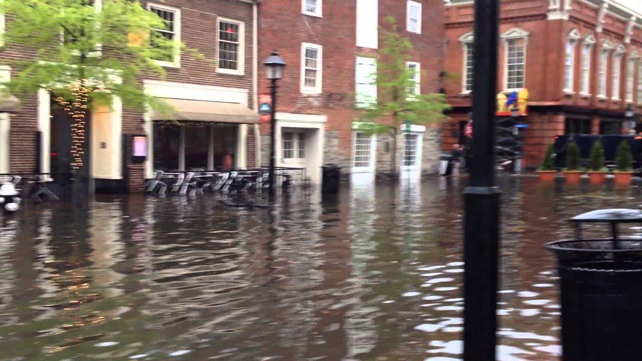 Old Town Alexandria Flooding 4/30/2014 - Henni George ...