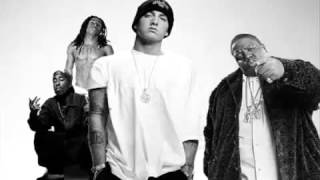 Eminem ft. Tupac and Notorious B.I.G. - Not Afraid