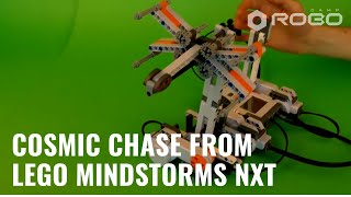 X-wing NXT - LEGO Mindstorms NXT